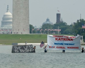 Prevent the Next Katrina - Stop Global Warming
