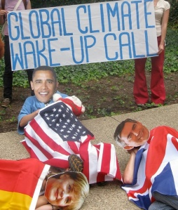 G20 Leaders Snoozing, in Need of Wake-Up Call for Climate Action