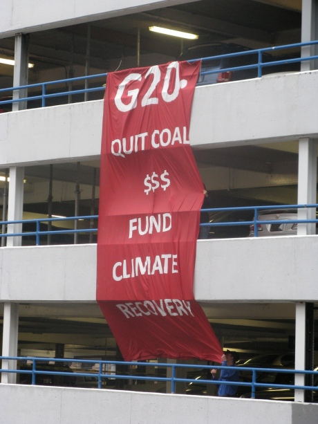 G20: Quit Coal $$$ Fund Climate Recovery